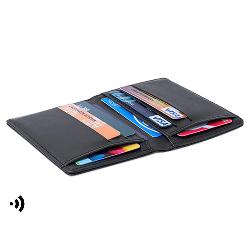 d0553b5f4e Αντικλεπτικό πορτοφόλι για κάρτες RFID στο Vour