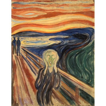 Παζλ – The Scream | Munch Edvard