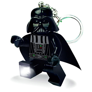 Μπρελόκ φακός - LEGO Star Wars Darth Vader