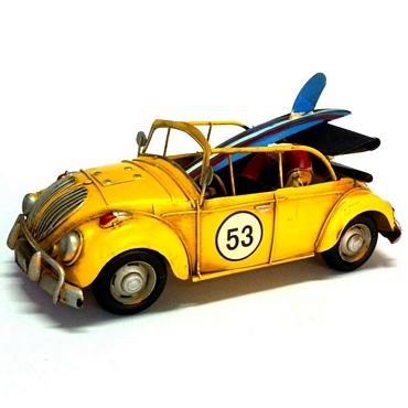 Διακοσμητικό αυτοκίνητο Σκαραβαίος κάμπριο