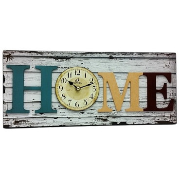 Ρολόι τοίχου Home - 40 εκ.