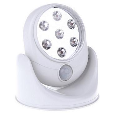 Φωτιστικό LED με αισθητήρα κίνησης gadgets   audio   vision