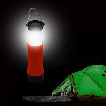 Φακός - Μικρή λάμπα κάμπινγκ με LED φωτισμό gadgets   audio   vision