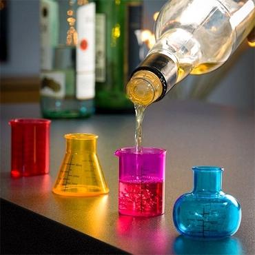 Σφηνοπότηρα - Εργαστηριακά όργανα χημείας είδη σπιτιού   είδη κουζίνας   αξεσουάρ ποτών