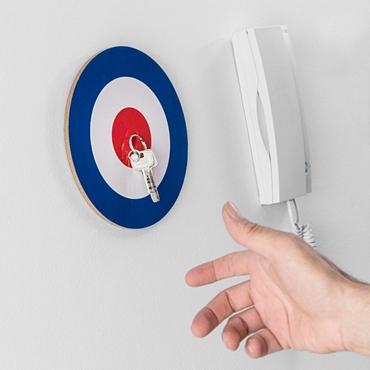Μαγνητική κλειδοθήκη gadgets   fun