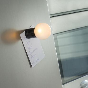 Μαγνήτης λάμπα LED gadgets   audio   vision