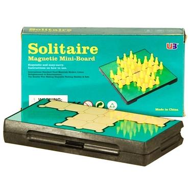 Μαγνητικό solitaire - Solitaire ταξιδίου