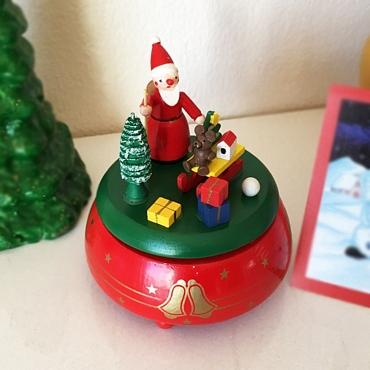 Μουσικό κουτί Άγιος Βασίλης