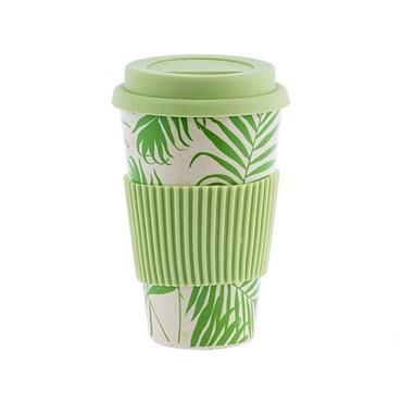 Οικολογική κούπα μπαμπού - Πράσινα φύλλα είδη σπιτιού   είδη κουζίνας   κούπες   ποτήρια