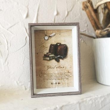 Ξύλινη επιτραπέζια και επιτοίχια κορνίζα σε μοντέρνο στυλ διακοσμητικά   κορνίζες