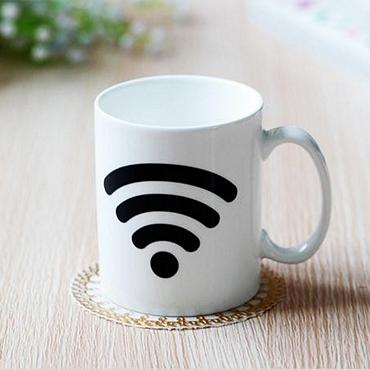 Μαγική κούπα - WiFi