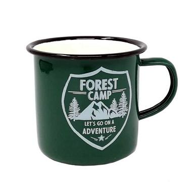 Vintage κούπα - Forest Camp