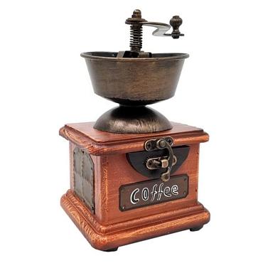 Ρετρό διακοσμητική μηχανή καφέ