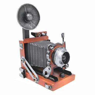 Διακοσμητική φωτογραφική μηχανή- 13 εκ.
