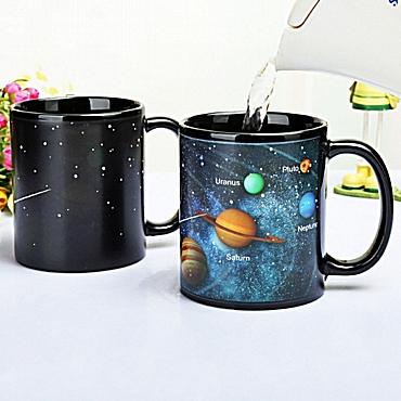 Μαγική κούπα Solar System Mug - Θερμαινόμενη