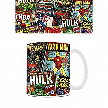 Κούπα Marvel Comics Retro
