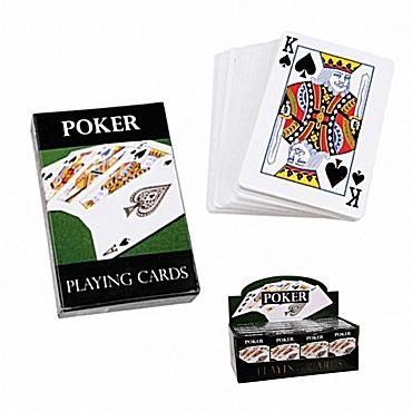 Τράπουλα Poker 54 φύλλων