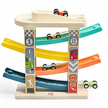 Αυτοκινητάκια με ράμπες – Top bright