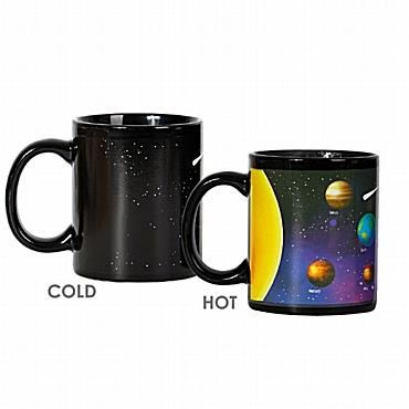 Μαγική κούπα Πλανήτες - Θερμαινόμενη